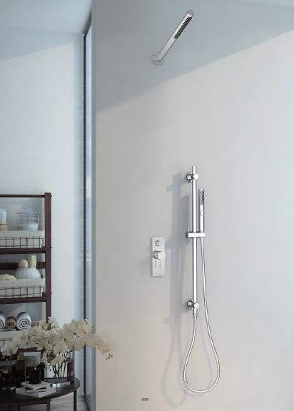 Conjunto ducha empotrada Aruba ref.GPA015