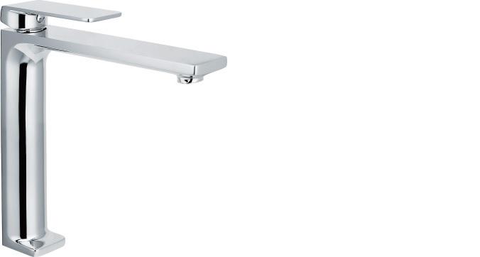 Monomando de lavabo alto Fiyi Ref. BDF016-3